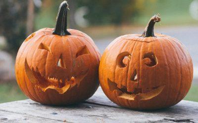 Quand l'Halloween est un prétexte pour se rapprocher de ses employés
